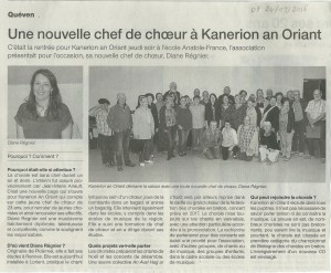 ouest france 24 sept 2016